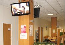 Diffusez des informations intéressantes sur votre tv salle d'attente