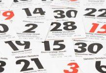 Recherchez quels vont être les périodes avec le plus de jours ouvrés 2017