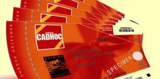 Les chèques cadhoc peuvent être promus grâce aux outils mis à disposition