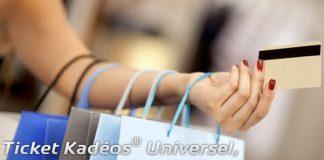 Le ticket kadeos universel représente des milliers de personnes qui recherchent un endroit où les dépenser