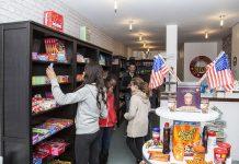 L idée dune épicerie américaine paris correspond aux envies des clients de découvrir de nouvelles culture