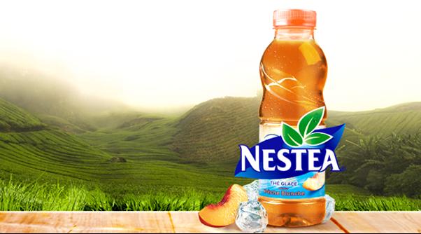 La stratégie bien rodée de Nestea lui permet de figurer parmi les boisson préférées des français