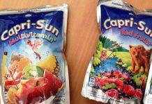 La stratégie mensongère de Caprisun lui permet de faire des milliers de ventes chaque année