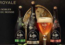L imagination de la marque Leffe Royale lui permet d offrir une variété de bières