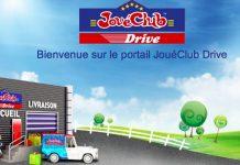 jouéclub drive-vente