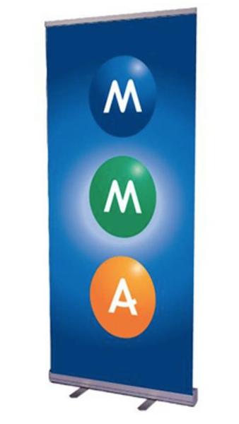 banner publicitaire pour intérieur